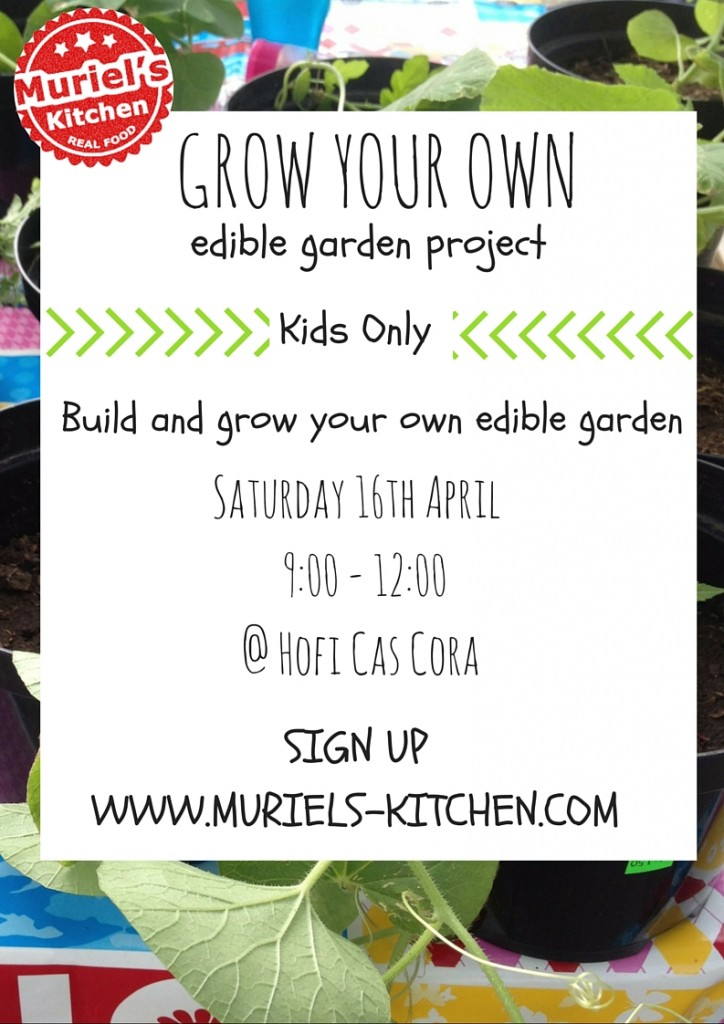 GROW YOUR OWN Saturday