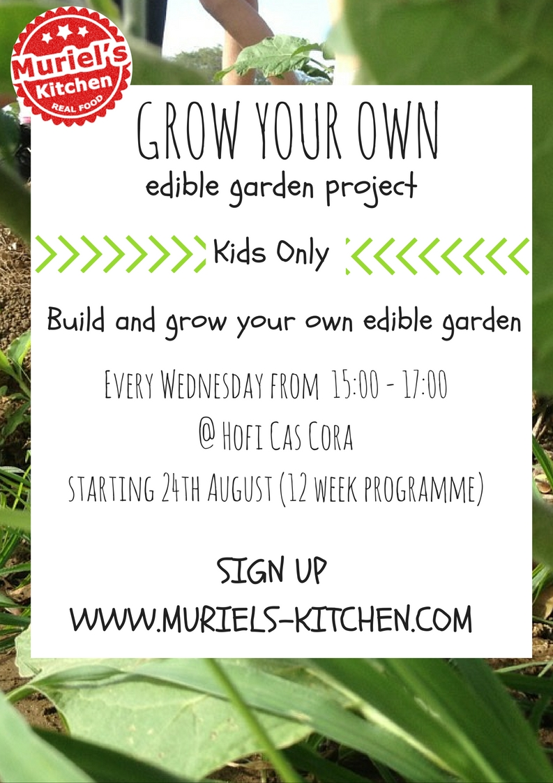 Kitchen Garden Project Grow Your Own 12 Week Edible Garden Project On Curacao Muriels