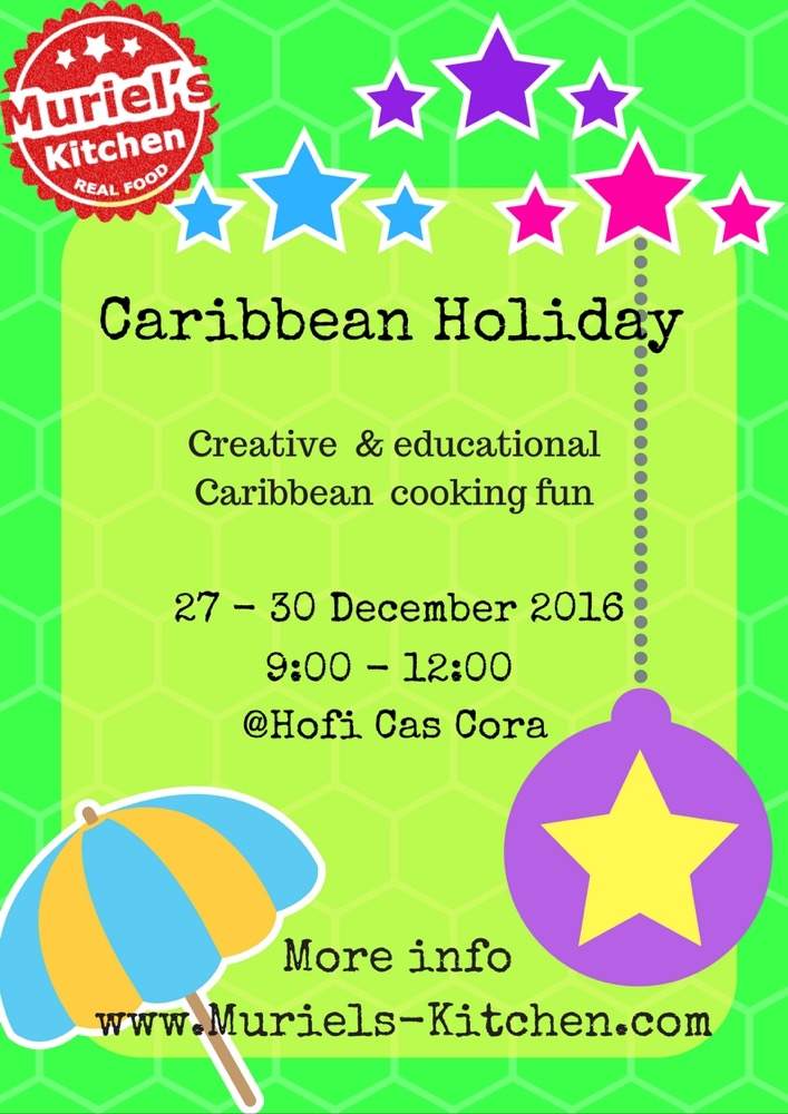 Caribbean Holiday workshops