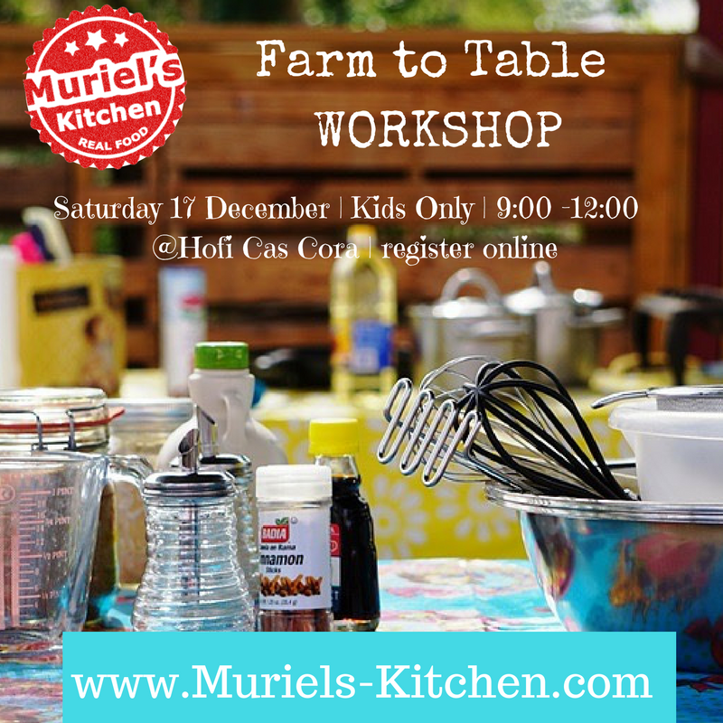 Farm to Table Workshops