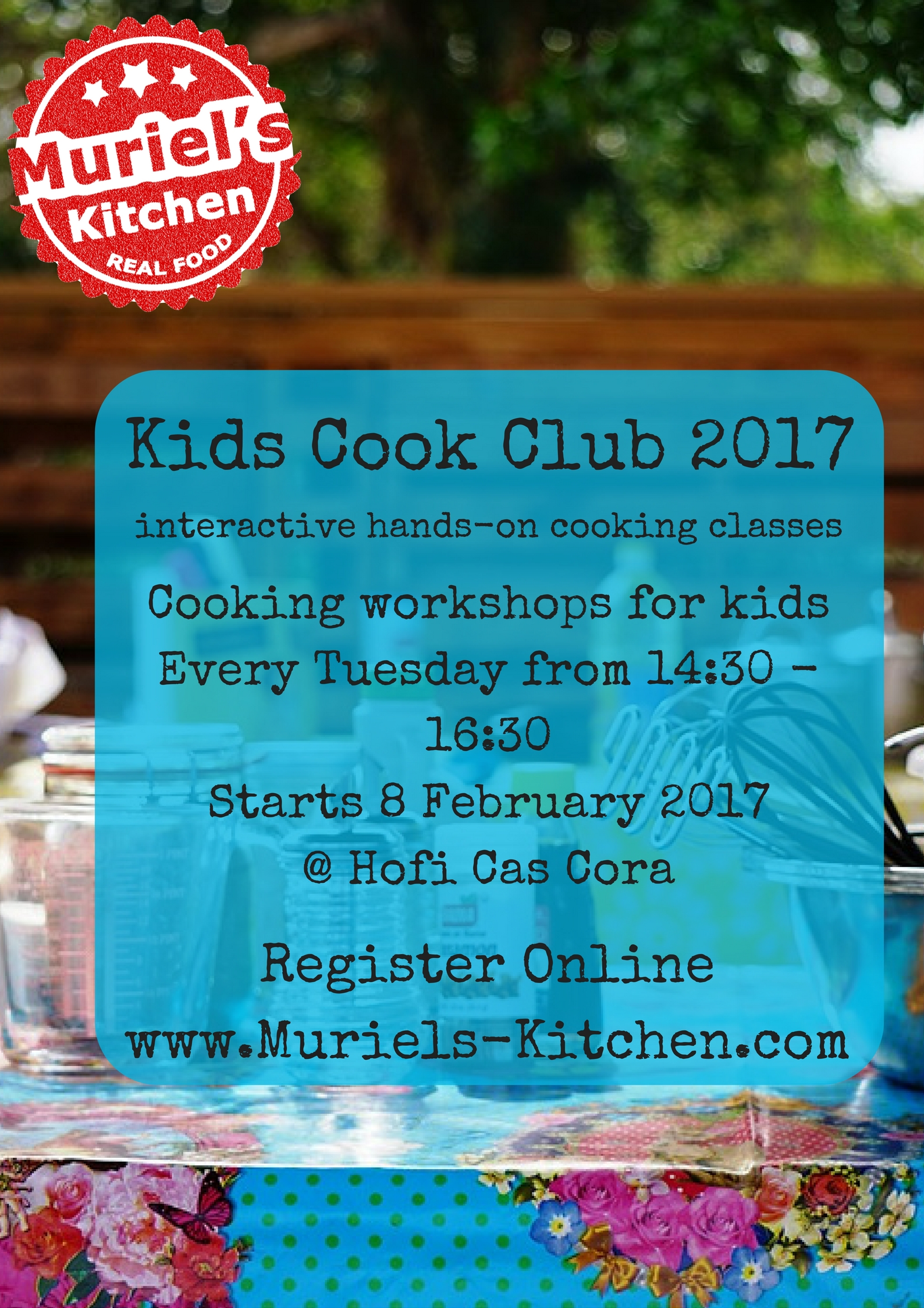 Kids Cook Club 2017