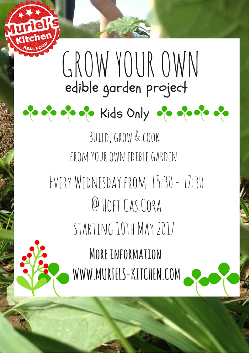 Grow your own programme 2017