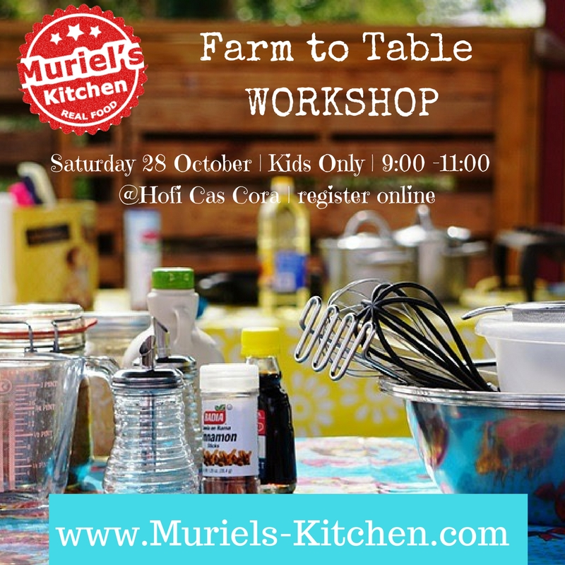 Farm to Table workshop Curacao
