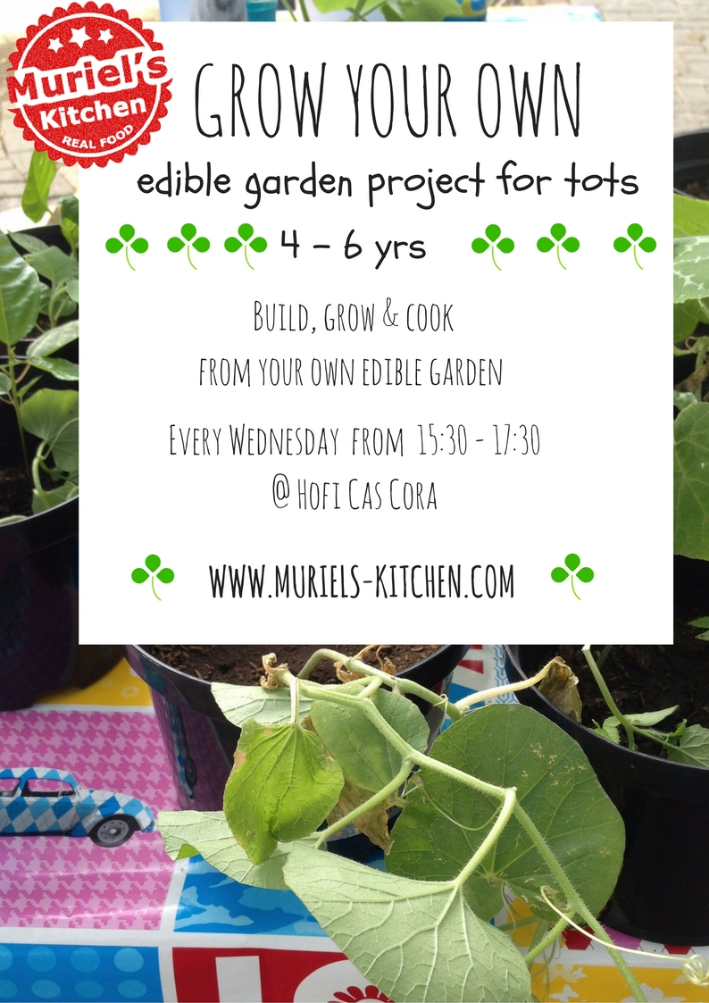 Grow your own for Tots