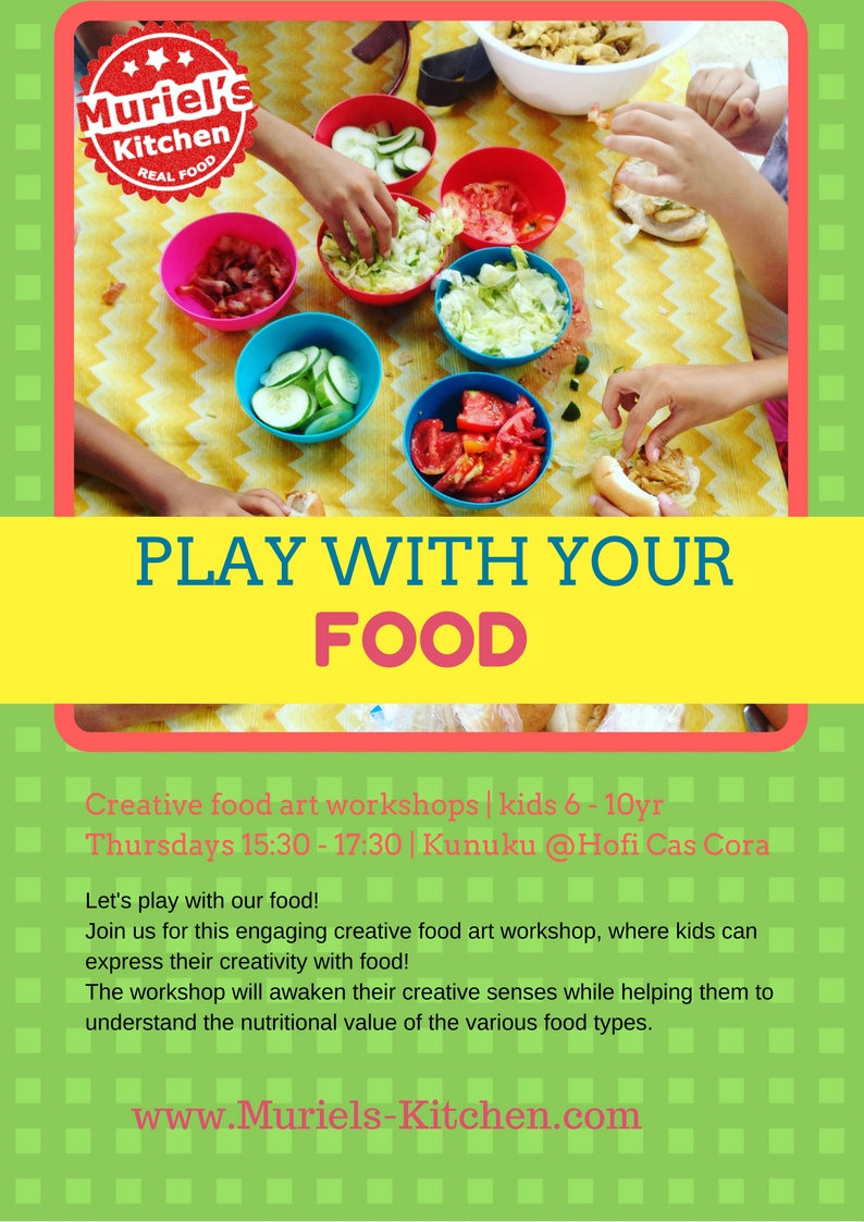 Food art workshops