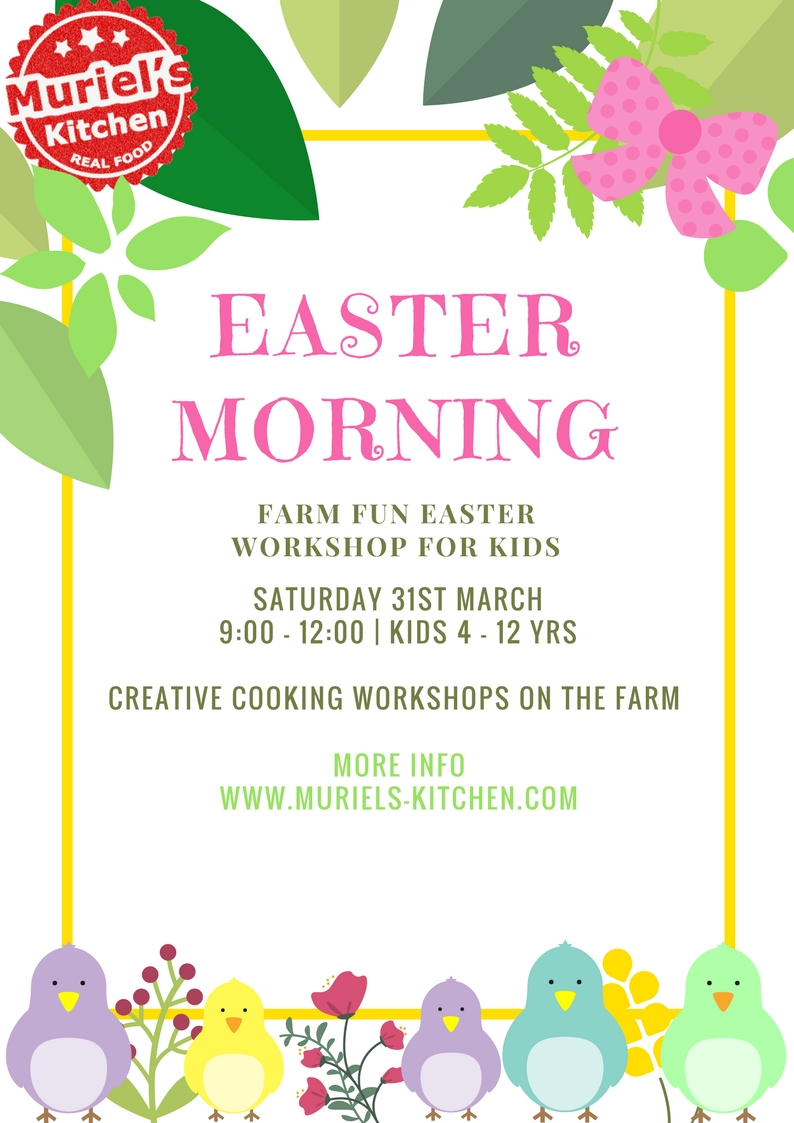 Easter fun workshop