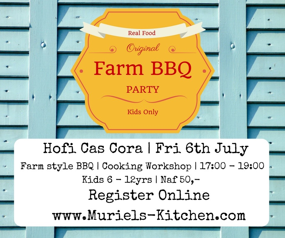 BBQ night at Hofi Cas Cora